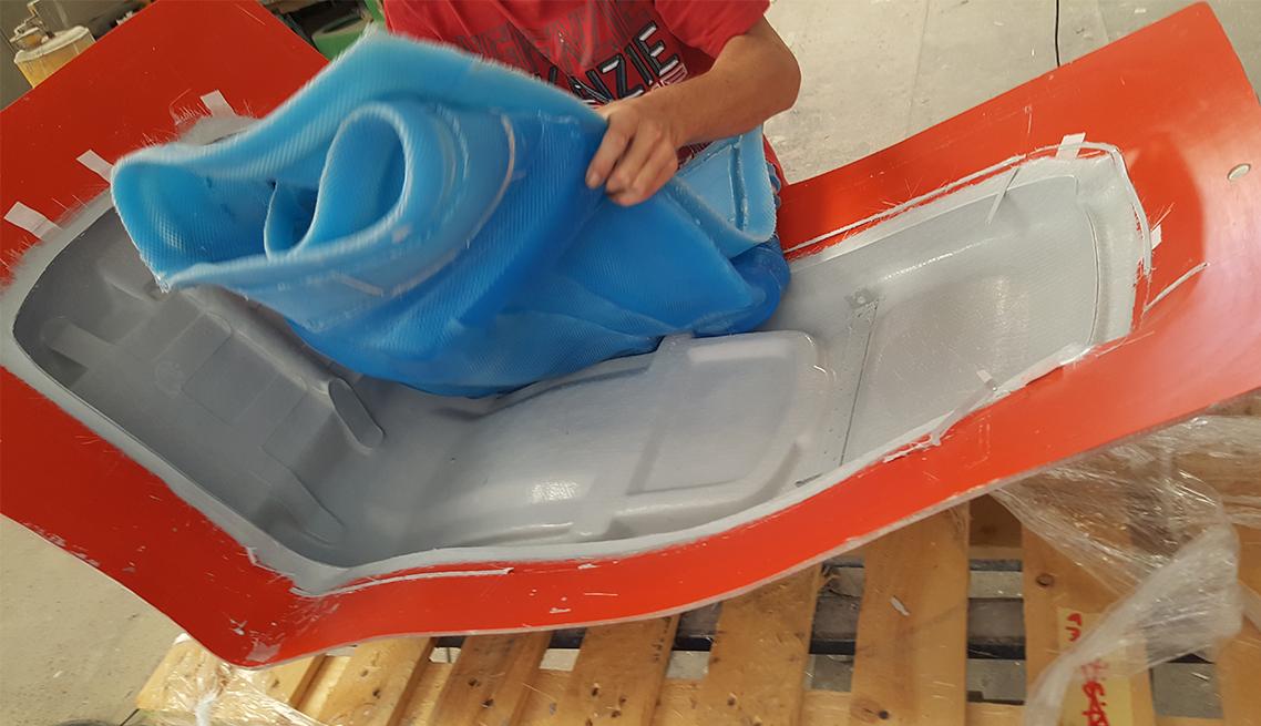 C2C Seat Manufacturing