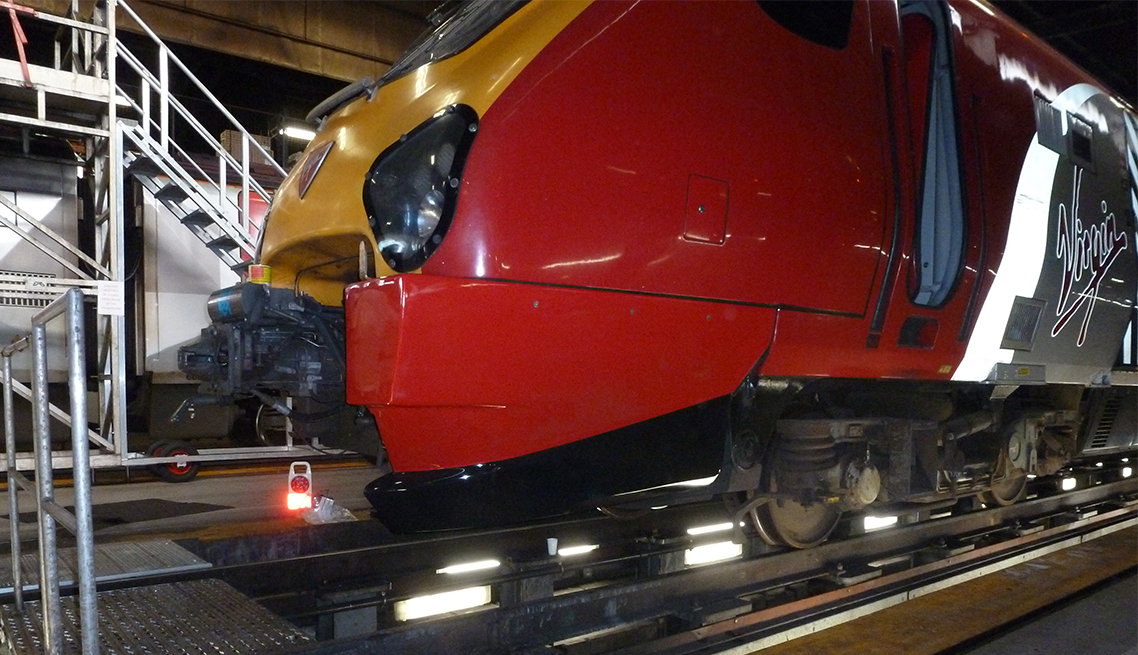 Virgin Trains Valence Fitted