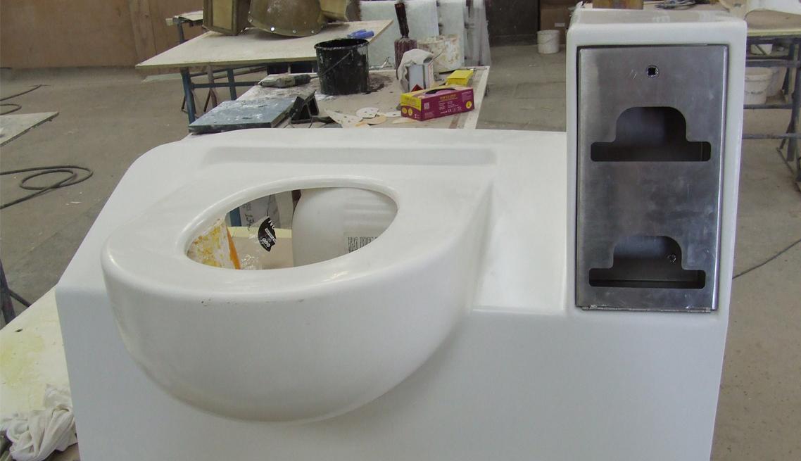 Toilet Sample