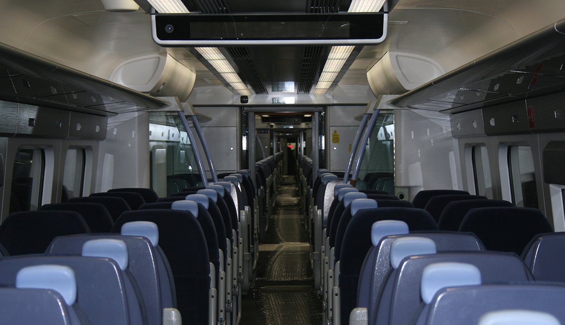 RAIL REPAIRS/REFURBISHMENT – Dartford Composites Ltd